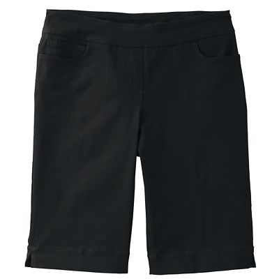 Classic Fit Slim-Sation Pull-On Bermudas