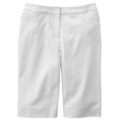 Classic Fit Perfect Fit Bermuda Shorts