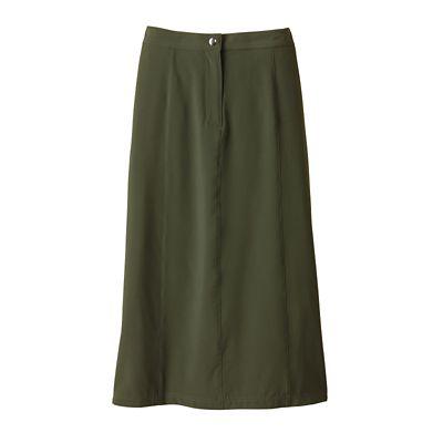 Sporty Zip Skirt