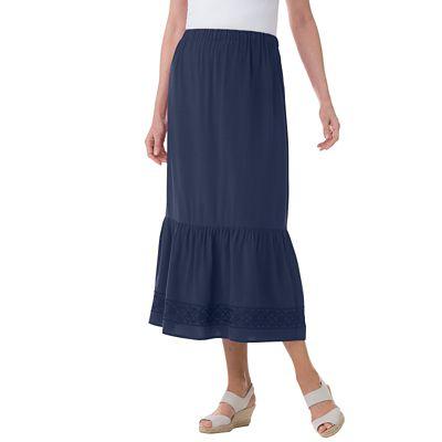 Wordsworth Embroidered Skirt