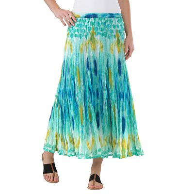 Monterey Blues Skirt