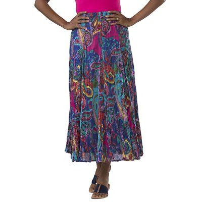 Jubilee Crinkle Skirt