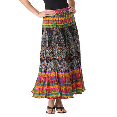 Plus Size La Paz Skirt