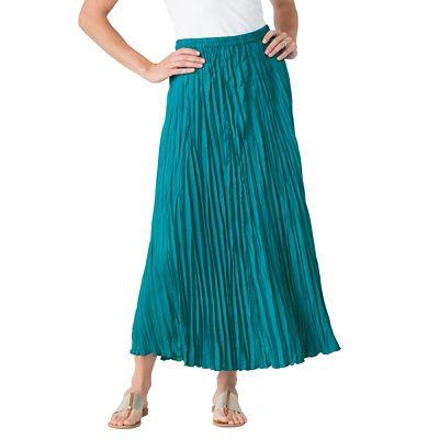 Portofino Crinkle Skirt
