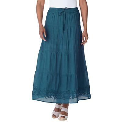 Sao Paulo Tiered Skirt