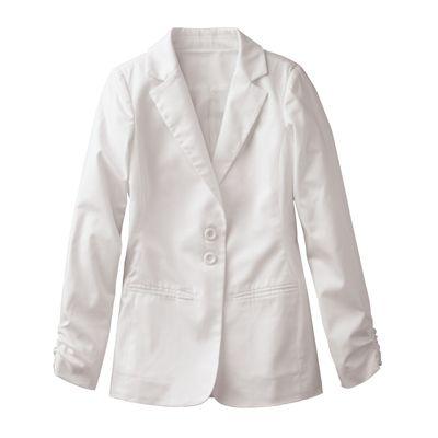 Nina Cotton Sateen Jacket