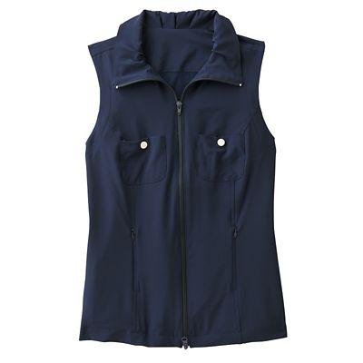 Sporty Zip Vest
