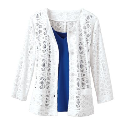 Verona Lace Jacket