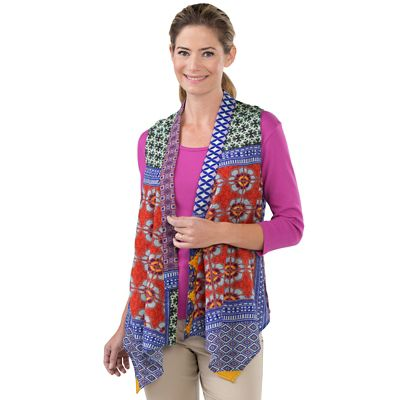 Women's Mumbai Lightweight Wool Vest