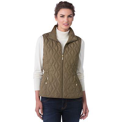 Weatherproof® Quilted Vest