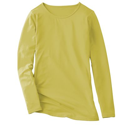 Bamboo Long-Sleeve Tee