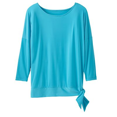 Samantha Brown Walkabout Knit Catalina Top