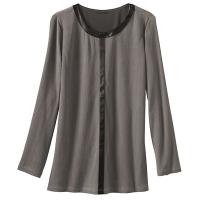 Plus Size TSO Latitudes Tunic