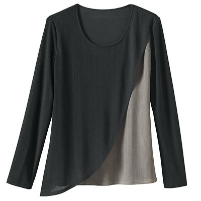 TSO Latitudes Long-Sleeve Top