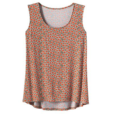Samantha Brown Walkabout Knit Dot Tank