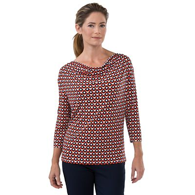 Walkabout Knit Symmetry Top