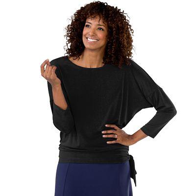 Samantha Brown Walkabout Knit Aya Top