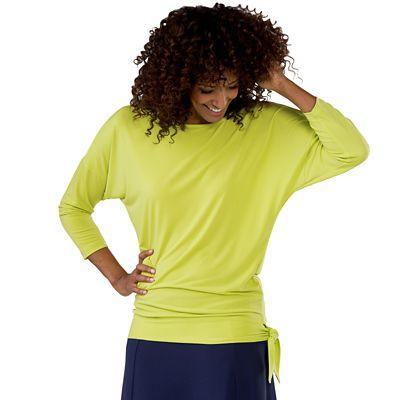 Plus Size Samantha Brown Walkabout Knit Aya Top
