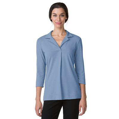 Essential Knit 3/4-Sleeve Shirt