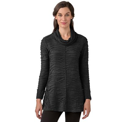 Highline Cowlneck Tunic