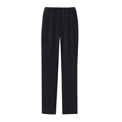 Plus Size Original Fit Ottoman Knit Tapered-Leg Pants