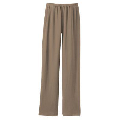 Plus Size Original Fit Jet Set Knit Slim Pants