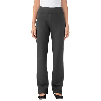 Classic Fit French Terry Athleisure Pull-On Pants