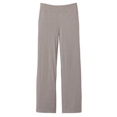 Pull-On Straight Leg Knit Pants