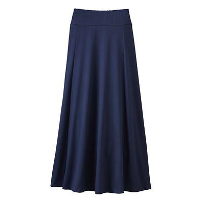 Indispensable Long Travel Skirt