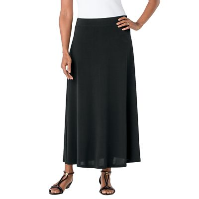 Jet Set Knit Long Skirt
