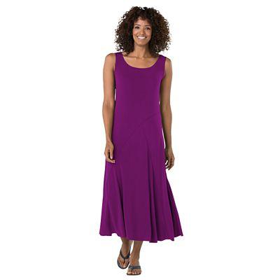 Walkabout Knit Seamed Jersey Dress