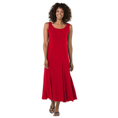 Walkabout Knit Seamed Jersey Dress