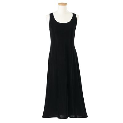 Tres Elegant Knit Tank Travel Dress