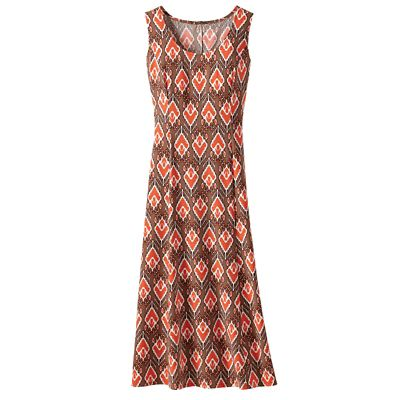 Jet Set Sleeveless Princess-Seamed Dress