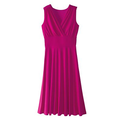 Walkabout Knit Slimmer Sleeveless Dress