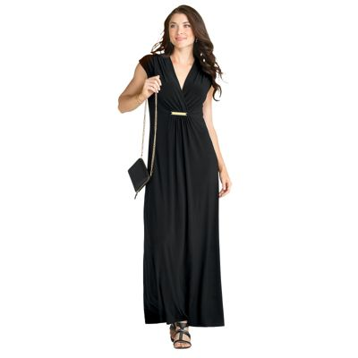 Walkabout Knit Slimmer Maxi Dress
