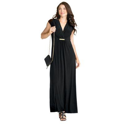 Walkabout Knit Slimmer Maxi Dress