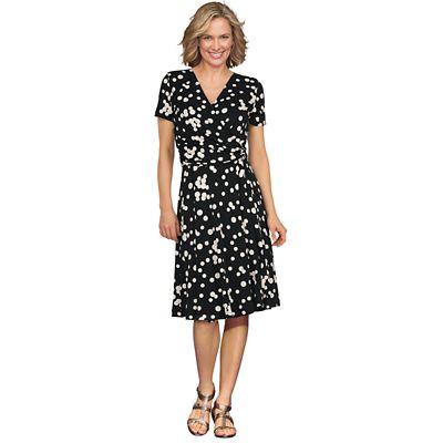 Walkabout Knit Modern Dots Dress