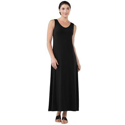 Sleeveless Maxi Indispensable Travel Dress