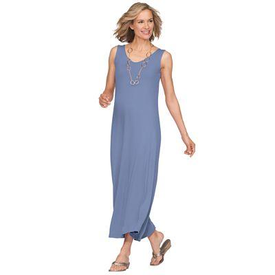 Sleeveless Maxi Indispensable Travel Dress