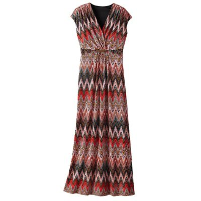 Walkabout Knit Aztec Dress