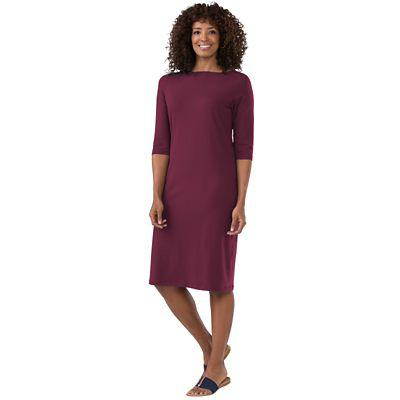 Indispensable Travel Boatneck Dress