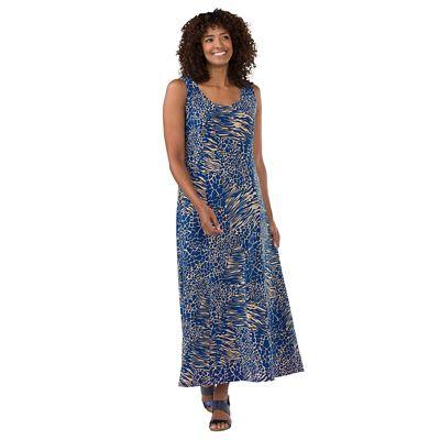 Jet Set Knit Animal Print Dress