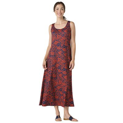 Walkabout Knit Long Sundress