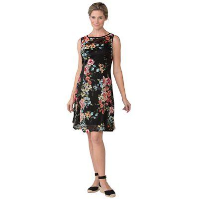 Amalfi Burnout Dress