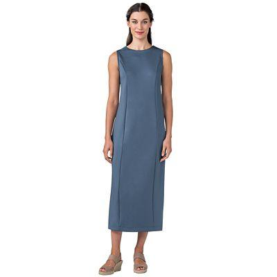 Ponte Knit Tank Dress