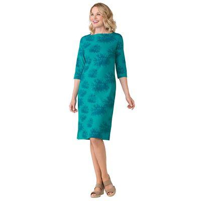 Indispensible Boatneck Dress