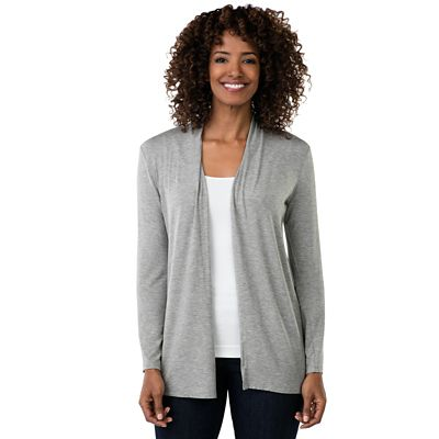 Plus Size Essential Knit Cardigan