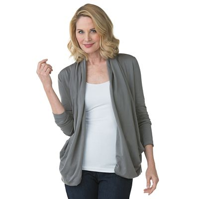 SCOTTeVEST Madeline Short Cardigan
