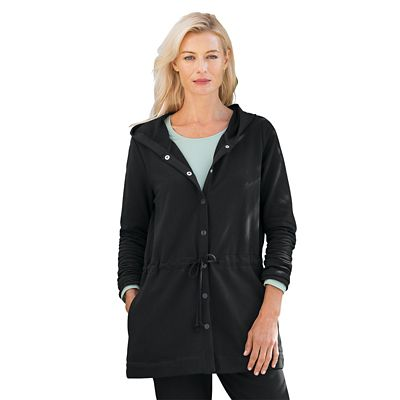 Ultimate French Terry Hooded Jacket